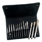 Mayhew 15070, 14 Piece Punch and Chisel Set