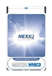 NEXIQ TECH 804014, Meritor Wabco ABS Air Brake Application Card for the MPC Pro-Link Plus and Pro-Link Graphiq