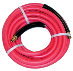 Mountain 633825RJ, 25ft x 3/8in Rubber Hose