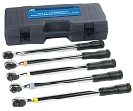 OTC 5776, Preset Torque Wrench Set