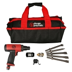 Chicago Pneumatic CP7160K, Low Vibration Short Air Hammer Kit