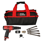 Chicago Pneumatic CP7165K, Low Vibration Long Air Hammer Kit
