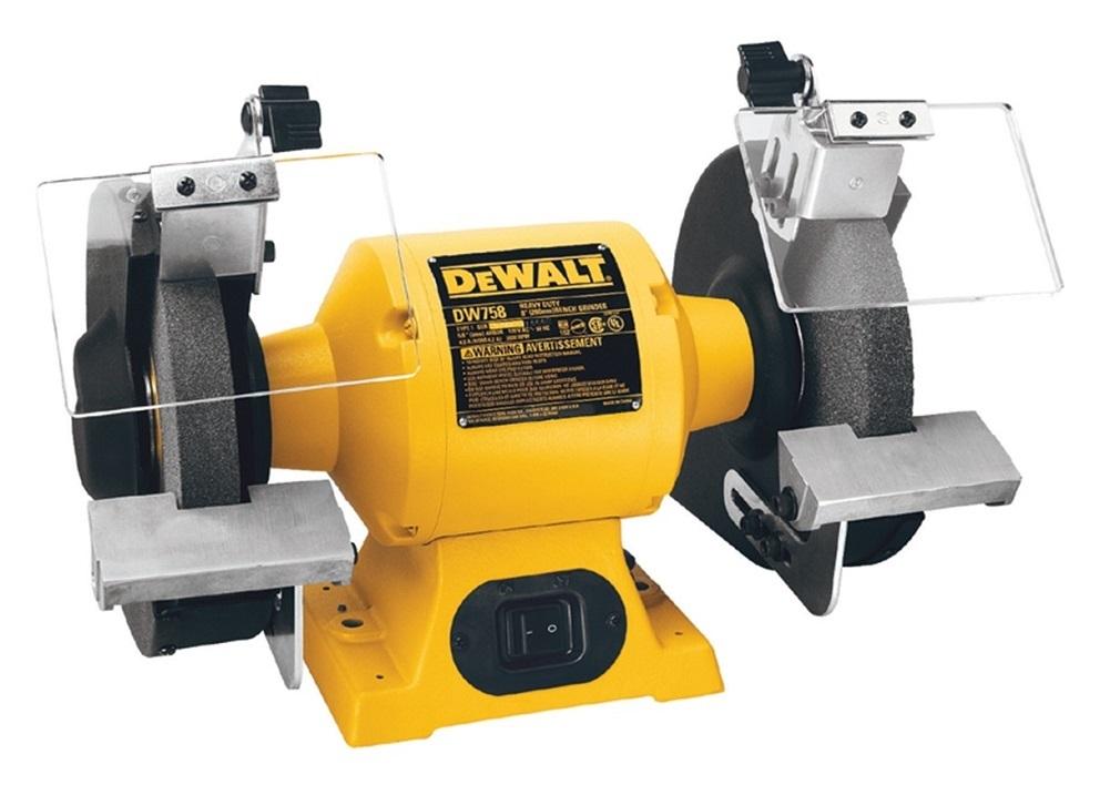 Dewalt Dw758 8in Bench Grinder