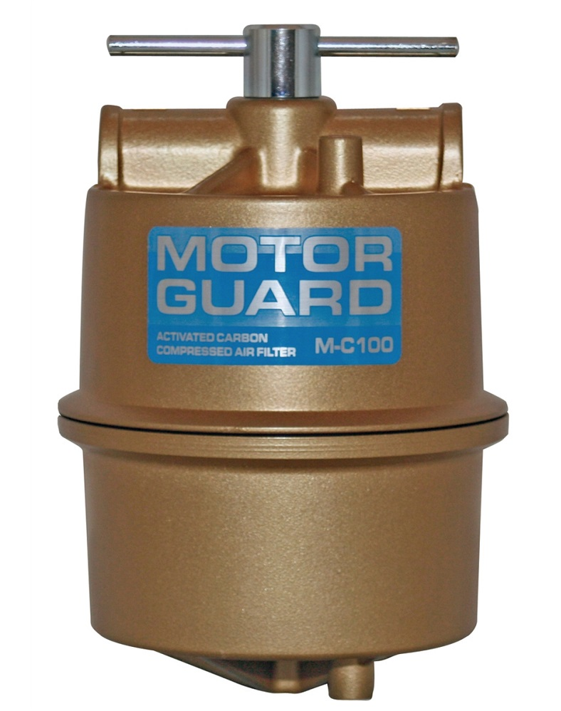 Motor Guard MC-100, Activated Carbon Filter for Compressed Air