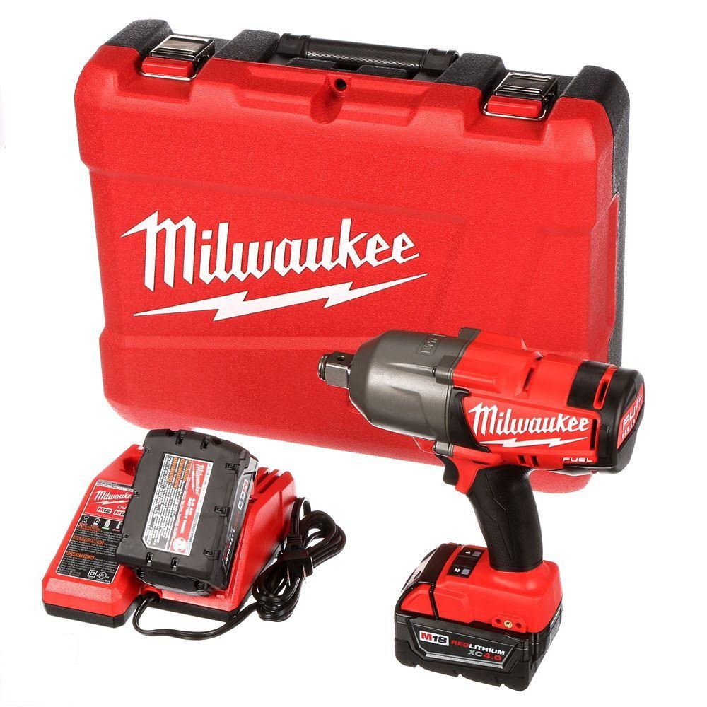 Cordless Impact Wrench Kit Click Image To Enlarge