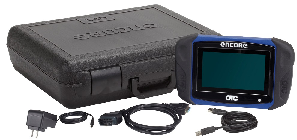 otc encore diagnostic tablet deluxe kit