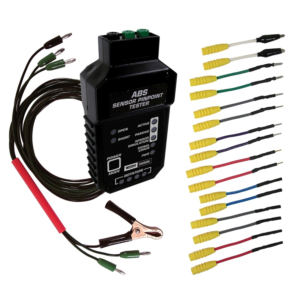 Waekon Industries 20560, ABS Sensor Pinpoint Tester