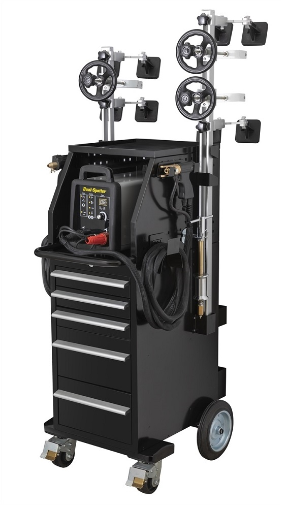 H And S Auto Shot 9862, UNI-9862 Dual-Pro 2 0 Aluminum and Steel  Multi-Function Stud Welding System