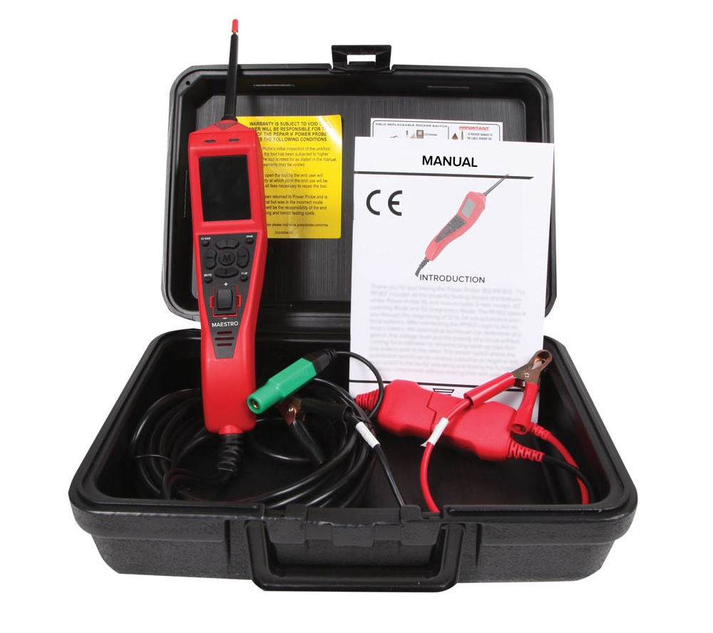 Power Probe PPTM01AS, Power Probe Maestro