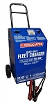 Associated Equipment 6006AGM, Wheel Type 6/12/24 Volt 70/65/30A Heavy Duty Flooded Fleet Battery Charger