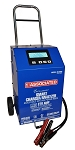 Associated Equipment IBC6008, Wheel Type Intellamatic Digital 12 Volt Professional AGM / Lithium / Flooded Fast Charger