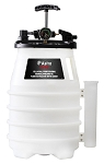 Astro Pneumatic 7346, 15L (4 Gal) Professional Manual or Pneumatic Fluid Extractor with Gauge