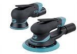Dynabrade Products X3161V, 3in and 6in Diameter Vacuum Dynorbital Extreme Random Orbital Air Sander 3/16