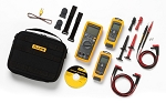 Fluke 3000FC-AUTO, Fluke Digital Multimeter Kit / Automotive / Wireless / AC/DC Voltage / AC/DC Current / Frequency / Continuity / Resistance / Diode Test Measurement