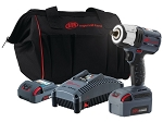 Ingersoll Rand W5153-K22, 1/2in IQV 20V Cordless Impact Wrench Two Battery Kit