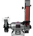 JET Tools IBGB-248VS, 8in Variable Speed Industrial Grinder and 2 x 48 Belt Sander Stock Number 577248