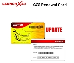 LAUNCH Tech USA  X431SW, Launch Tech X431 1 Year Software Update