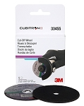 3M 33455, Cubitron II Cut-Off Wheels 3 x .0625 x 3/8 inches 5 Wheels per Pack 6 Packs per Case
