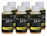 Tracer Products TP3820-1P6, Fluoro-Lite 5 for R-134a/PAG A/C Dye 1 oz Bottle (6 Pack)