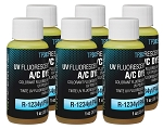 Tracer Products TP3825-P1P6, R-1234yf/PAG A/C Dye 1 oz. Bottles (6 Pack)