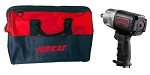 AIRCAT 1150-BAG, 1/2in Drive Extreme Power Air Impact Wrench with FREE AIRCAT Tool Bag