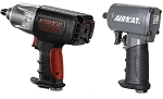 AIRCAT 1250-K1055-TH, NitroCat 1250-K 1/2in Drive Kevlar Composite Air Impact Wrench with FREE 1055-TH 1/2in Compact Air Impact Wrench