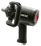 AIRCAT 1870-P, 1in Low Weight Pistol Grip Air Impact Wrench