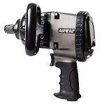 AIRCAT 1880-P-A, 1in Drive Pistol Grip Heavy Duty Air Impact Wrench