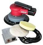 AIRCAT 6700-DCE-6, 6in DC Electric Palm Sander / Polisher