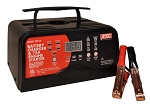 Associated Equipment 3075A, ATEC 2/12 Amp 6/12 Volt Digital Battery Charger with 75 Amp Engine Start