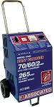 Associated Equipment 6009, Wheel Type Battery Charger 6/12Volt - 80 Amp