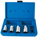Assenmacher 201, 4 Piece Metric Stud Remover / Extractor Set