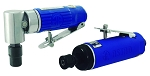 Astro Pneumatic 1222, Heavy Duty 1/4in Angle Head Die Grinder and Standard Duty 1/4in Die Grinder Set