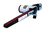 Astro Pneumatic 3037, Air Belt Sander (1/2in x 18in) with 3 Piece Belts