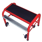 Astro Pneumatic 4577, Mobile Step Masking Machine