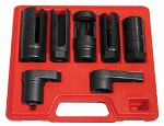 Astro Pneumatic 7801, 7 Piece Sensor and Sending Unit Socket Set