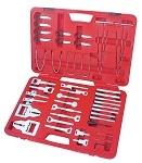Astro Pneumatic 78444, 44 Piece Master Radio Removal Set