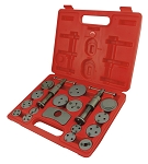 Astro Pneumatic 78618, 18 Piece Brake Caliper Wind Back Tool Set