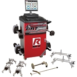 Bend-Pak / Ranger Products CRT380R, 8-CCD Wireless Wheel Alignment System