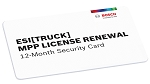 Bosch 3823-08, ESI Truck Pro Kit 1 Year Software License Renewal
