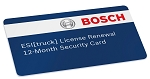 Bosch 3824-08, ESI Truck Renewal License