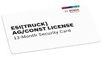 Bosch 3824-08OHW, ESI Truck Off Highway 1 Year Software License