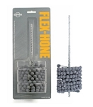 Brush Research GB 4-1/8, 4-1/8in. 180 Grit Flex Engine Cylinder Hone