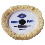 Buff and Shine 7502GT, 7-1/2in Wool Self Centering Polishing / Buffing Pad