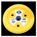 Buff and Shine 935GT, 9in Light Cut with 1-1/2in Pile Yellow Foam Buffing Pad