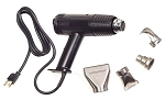 Central Tools 3H201K, Dual Temperature Heat Gun Kit