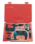 Central Tools 3M113, 3 Piece Outside Micrometer Set