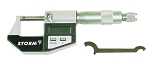 Central Tools 3M301, 0-1in and 0-25mm Range Digital Micrometer