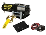 Champion Fullfillment 13005, 3000lb Power Winch Kit