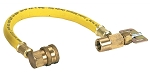 CPS Products HT134, R-134a Service Kit with Screw On Cap Tap / Coupler and Hose